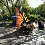 Art Bikes at Maker Faire
