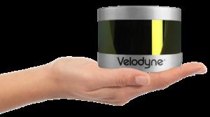 """Velodyne """"Puck"""" 3D Scanning lidar"""